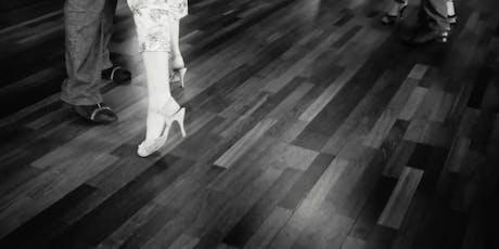 Argentine Tango practica tickets