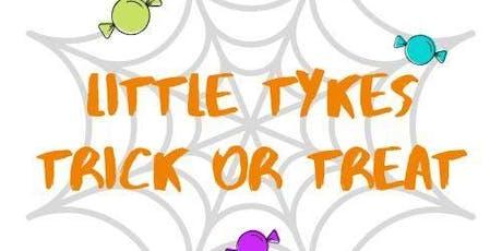 Little Tykes Trick or Treat tickets