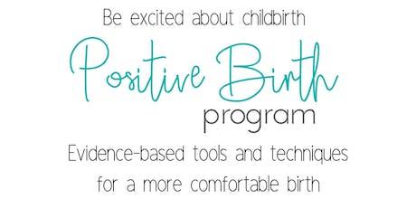 The Positive Birth Program  tickets