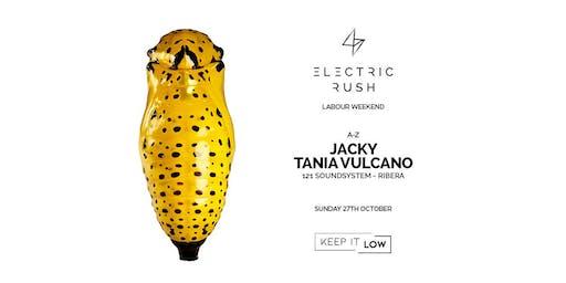 Electric Rush ft. Jacky & Tania Vulcano