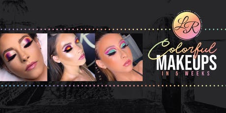 COLORFUL MAKEUPS IN 5 WEEKS- BAYAMON tickets