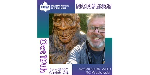 CFSW 2019 Workshop: The Art of Nonsense: Discovering New Language to Heal Trauma