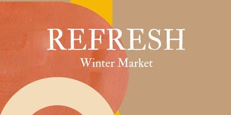 Refresh Market tickets