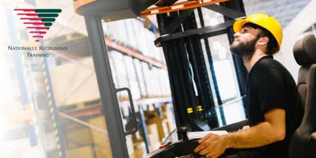 Forklift Course for inexperienced operators tickets