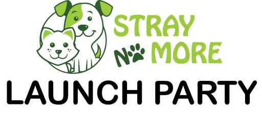 'Stray No More' Launch Party