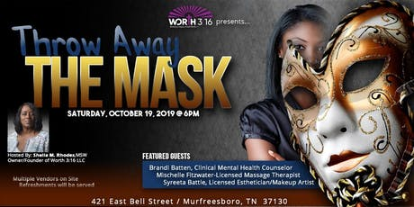 Throw Away The Mask tickets