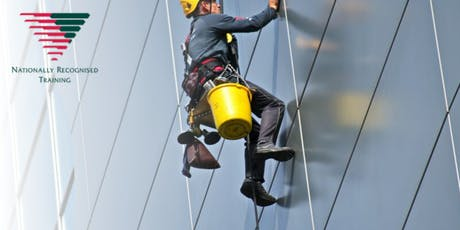 Work Safely at Heights Course tickets