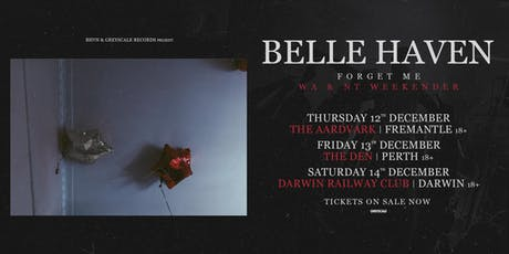 Belle Haven - Darwin tickets