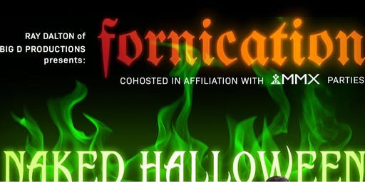 FORNICATION NYC Oct 18
