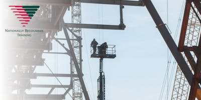 Elevated work platform course for experienced operators!