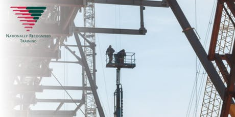 Elevated work platform course for experienced operators! tickets