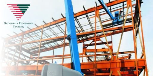 Elevated work platform course for inexperienced operators!