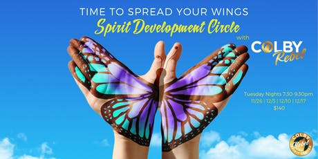 Spirit Development Circle with Colby tickets