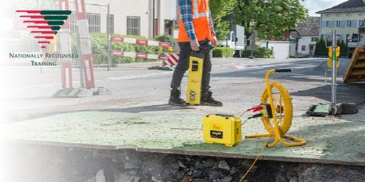Identify locate and protect underground services course!