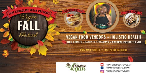 Vegan Fall Fest