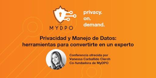 Privacidad y Manejo de Datos: herramientas para convertirte en experto