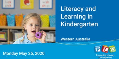 Literacy and Learning in Kindergarten May 2020
