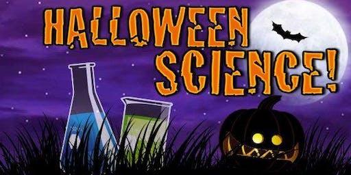 Achievers-n-Believers Learning Inc Halloween Science Fun!