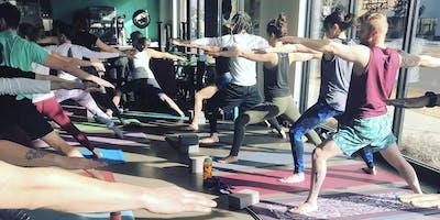 Bend & Brew Yoga!