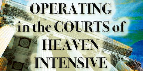 Operating In The Courts of Heaven tickets