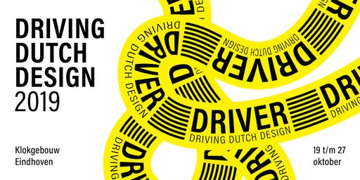 Driving Dutch Design | THE DRIVER Pitch Event