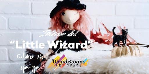 "Doll Making Workshop ""Little Wizard"""