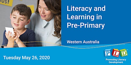 Literacy and Learning in Pre-Primary May 2020 tickets