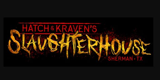 Hatch and Kraven's Slaughterhouse