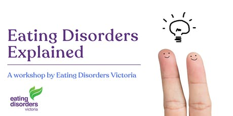 Eating Disorders Explained tickets