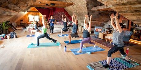 Yoga for Inner Joy tickets