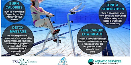 Hydrorider Spin Bike Classes tickets