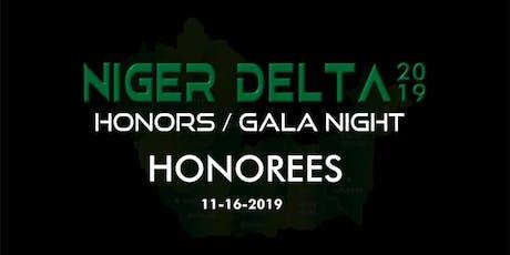 NIGER-DELTA HONORS / GALA NIGHT tickets