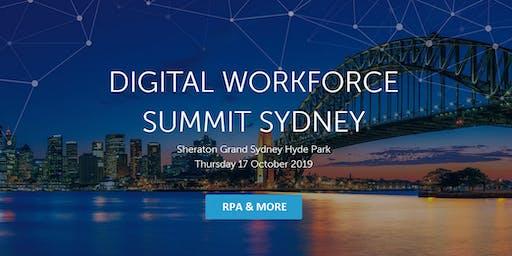 Digital Workforce Summit (IBM Guest)