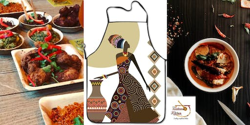 The Culinary Boutique - A Nigerian Tasting Experience