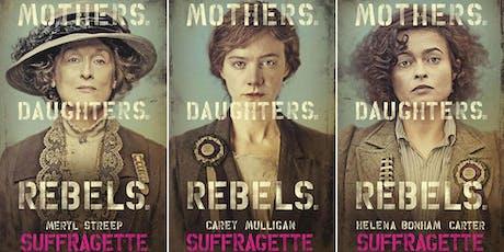 Kanopy Film Club: Suffragette - Forster tickets