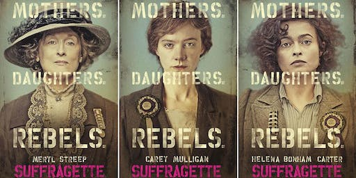 Kanopy Film Club: Suffragette - Forster
