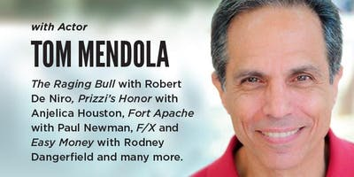 FREE ACTING CLASS WITH TOMMY MENDOLA