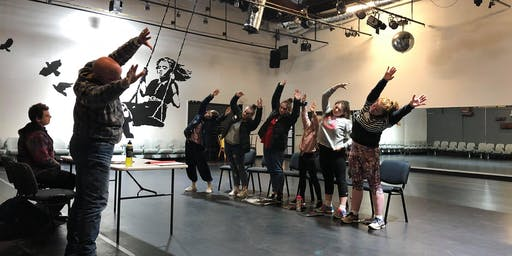 2020 CentreStage Performing Arts Academy Auditions (New Students)