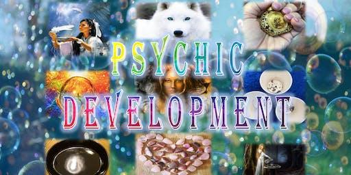 Psychic Development Workshop 2-EBS