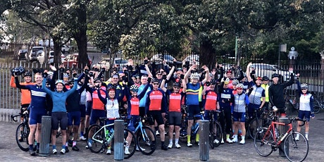 Sydney CC Ride for a Reason 2019/2020 tickets