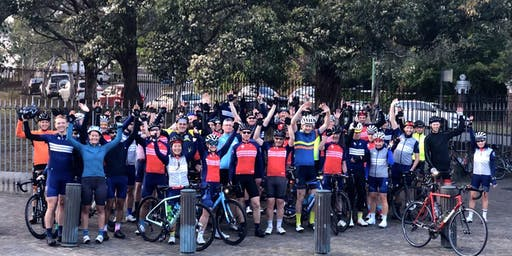 Sydney CC Ride for a Reason 2019