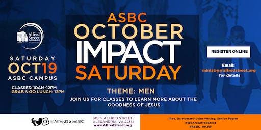 October Impact Saturday