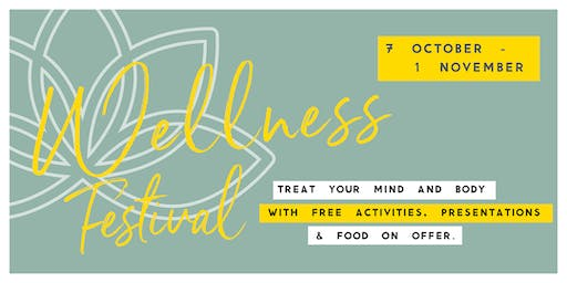 Wellness Festival at The Underground - Stackwood
