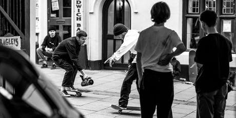 An Introduction to Skateboard Filmmaking (Age: 14-18 years) tickets