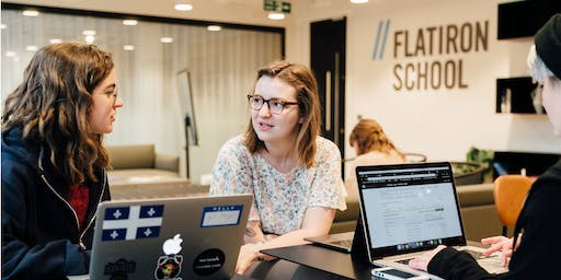 Flatiron School | Design Thinking Workshop