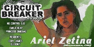 Circuit Breaker w/ Arie Zetina, Emoji Heap, Prince$$ Dimebag