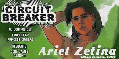Circuit Breaker w/ Arie Zetina, Emoji Heap, Prince$$ Dimebag tickets