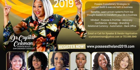 #POSSESSTHELAND2019 tickets