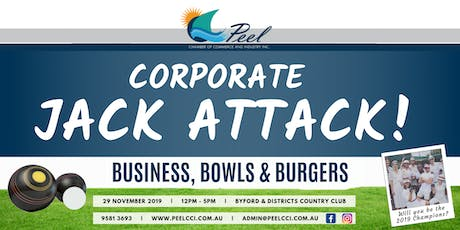 Corporate Jack Attack! tickets