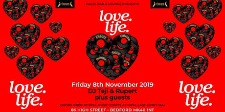 Love Life tickets